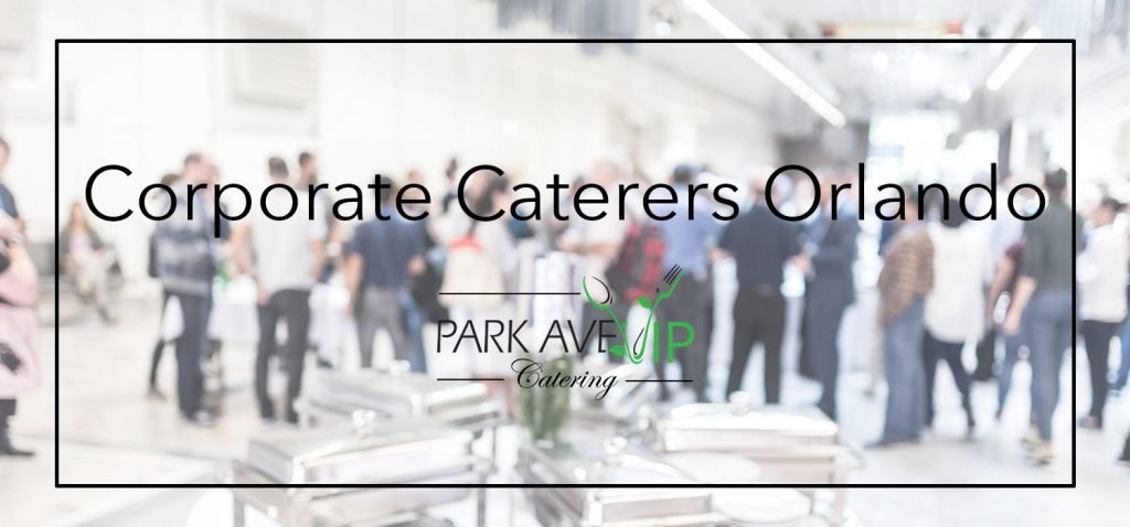 corporate caterers orlando