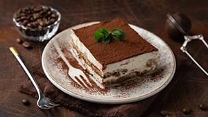 tiramisu catering dessert