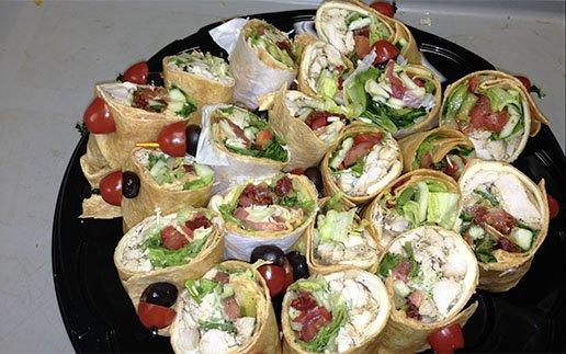 greek wraps
